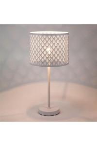 Настольная лампа Eurosvet 01018/1 белый
