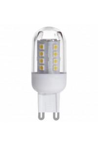 Лампочка светодиодная Eglo 2,5W (G9), 4000K, 300lm, 2шт. в комплекте, 300lm