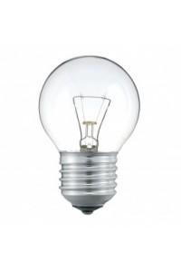 Лампочка накаливания Philips Stan 40W E27 230V P45 CL 1CT/10X10