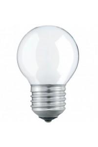 Лампочка накаливания Pila P45 60W 230V E27 CL.1CT/10X10F
