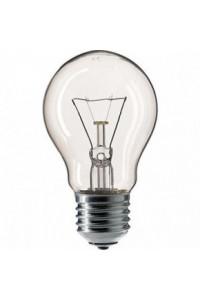 Лампочка накаливания Philips Stan 60W E27 230V A55 CL 1CT/12X10