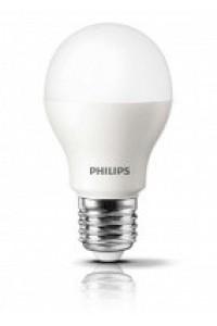 Лампочка светодиодная Philips LEDBulb 4-40W E27 3000K A55