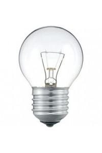 Лампочка накаливания Philips Stan 60W E27 230V P45 CL 1CT/10X10