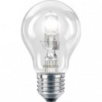 Лампочка накаливания Philips EcoClassic 53W E27 230V A55 CL 1CT PHL