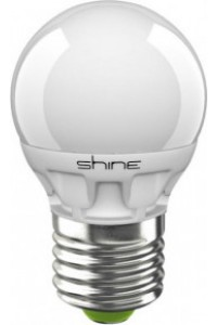 Лампочка светодиодная  Shine G45 6,5W E27 3000K 227186