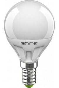 Лампочка светодиодная  Shine G45 6,5W E14 4000K 227236