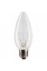 Лампочка накаливания Pila  B35 60W 230V E27 CL.1CT/10X10F