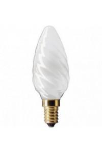 Лампочка накаливания Philips Deco 40W E14 230V BW35 FR 1CT/4X5F