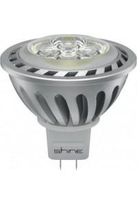 Лампочка светодиодная  Shine dot LED MR16 12V 4W 35° GU5,3