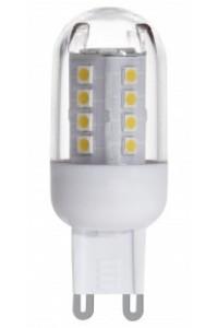Лампочка светодиодная Eglo 2,5W (G9), 3000K, 200lm, 2 шт. в комплекте