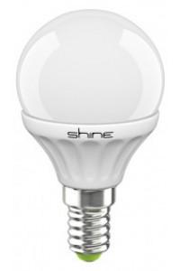 Лампочка светодиодная  Shine G45 3W E14 4000K 227232
