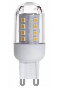 Лампочка светодиодная Eglo 2,5W (G9), 4000K, 200lm, 2 шт. в комплекте