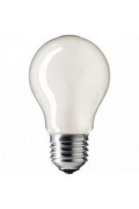 Лампочка накаливания Philips Stan 75W E27 230V A55 FR 1CT/12X10