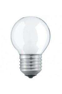 Лампочка накаливания Philips Stan 60W E27 230V P45 FR 1CT/10X10 PI
