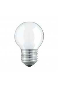 Лампочка накаливания Philips Stan 25W E27 230V P45 FR 1CT/10X10F PH