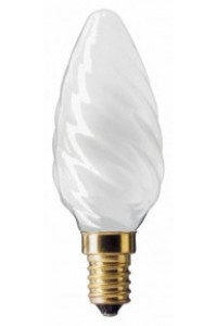 Лампочка накаливания Philips Deco 60W E14 230V BW35 FR 1CT/4X5F