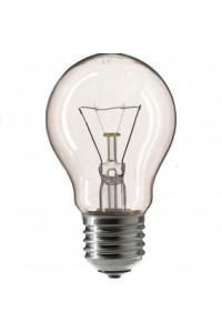 Лампочка накаливания Pila Stan 60W E27 230V A55 CL 1CT/12X10