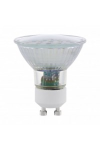 Лампочка светодиодная Eglo SMD, 5W (GU10), 3000K, 400lm