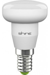 Лампочка светодиодная  Shine R39 4W E14 3000K 228237