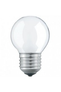 Лампочка накаливания Pila Stan 60W E27 230V P45 FR 1CT/10X10