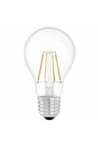 Лампочка светодиодная Eglo A60, 4W (Е27), 2700K, 350lm