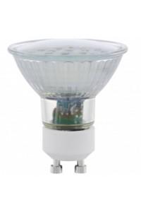 Лампочка светодиодная Eglo SMD, 5W (GU10), 4000K, 400lm