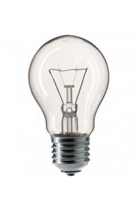 Лампочка накаливания Pila A55 100W 230V E27 CL.1CT/12X10F