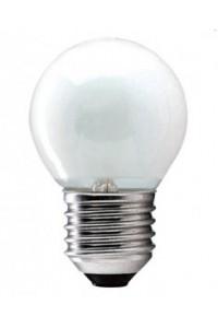 Лампочка накаливания Philips Stan 60W E27 230V P45 FR 1CT/10X10