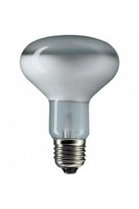 Лампочка накаливания Philips Refl 75W E27 230V NR80 25D 1CT/30 PH