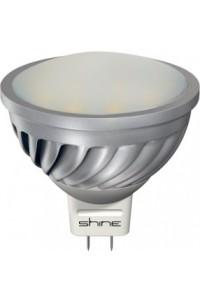 Лампочка светодиодная  Shine MR16 12V 7,5W 120° GU5,3 4000K