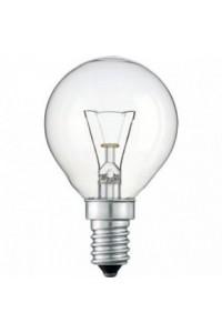 Лампочка накаливания Philips Stan 40W E14 230V P45 CL 1CT/10X10