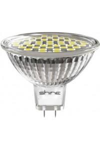 Лампочка светодиодная  Shine MR16 3W 120° GU5,3 3000K 224516