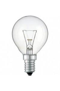 Лампочка накаливания Philips Stan 60W E14 230V P45 CL 1CT/10X10