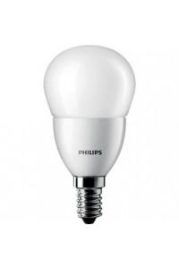 Лампочка светодиодная Philips CorePro luster ND 6-40W E14 827 FR