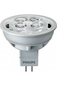 Лампочка светодиодная Philips LED 4.2-35W GU5.3 6.5K 12V MR16 24D