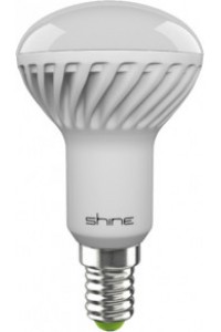 Лампочка светодиодная  Shine R50 6W E14 3000K 221239