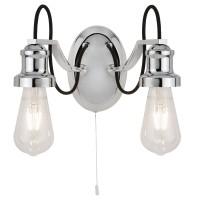 Настенный светильник Searchlight Olivia 1062-2CC