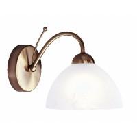 Настенный светильник Searchlight Milanese 1131-1AB
