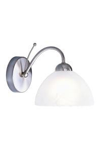 Настенный светильник Searchlight Milanese 1131-1SS