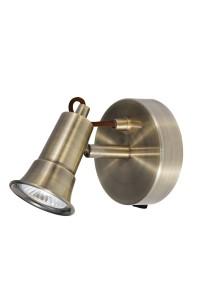 Настенно-потолочный светильник Searchlight Eros 1221AB