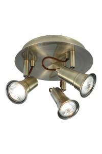 Настенно-потолочный светильник Searchlight Eros 1223AB