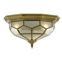 Потолочный светильник Searchlight Flush 1243-12