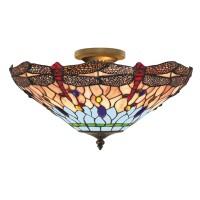 Потолочный светильник Searchlight Dragonfly 1289-16
