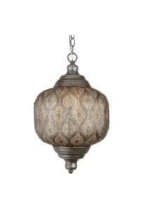 Подвесной светильник Searchlight Moroccan 1302SI