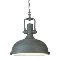 Подвесной светильник Searchlight Industrial Pendants 1322GY