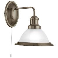 Настенный светильник Searchlight Bistro 1481AB