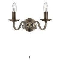 Настенный светильник Searchlight Richmond 1502-2AB