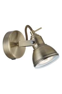 Настенно-потолочный светильник Searchlight Focus 1541AB