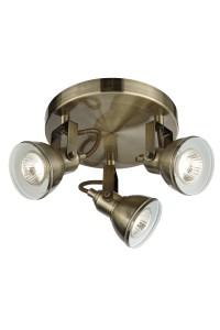 Настенно-потолочный светильник Searchlight Focus 1543AB