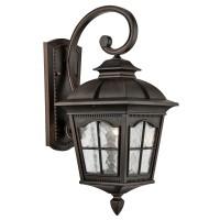 Настенный светильник Searchlight Pompeii 1573BR
